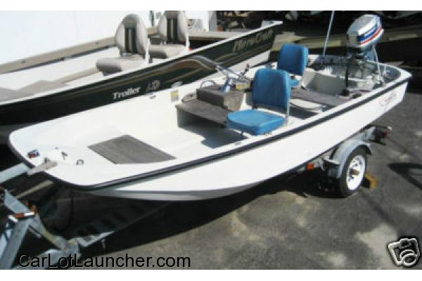 Used 1981 Boston Whaler Sport 13 foot for sale at CARLOTLAUNCHER in Any Town IA