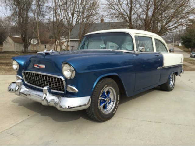 Used 1955 Chevy Bel Air For Sale At CARLOTLAUNCHER In Any Town IA
