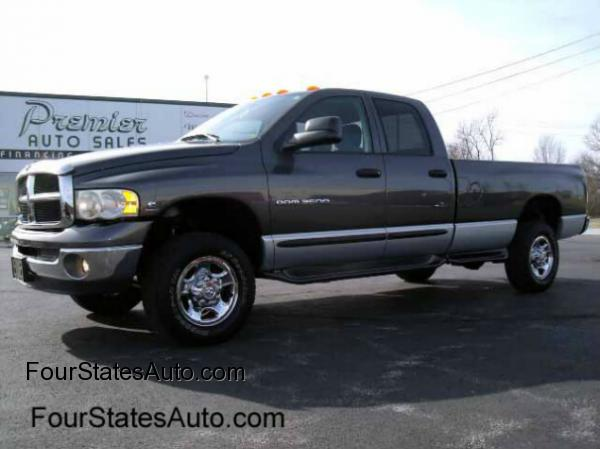 Used dodge ram 3500 dually