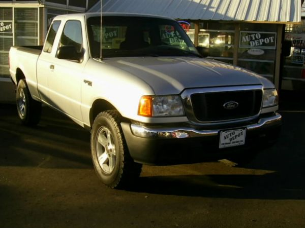 Used 2004 FORD RANGER for sale at CARLOTLAUNCHER in Any Town IA