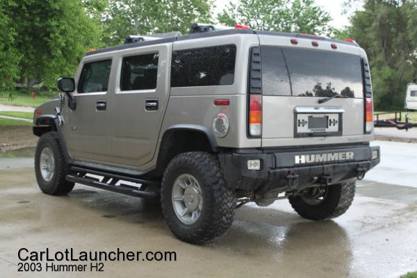 2003 hummer h2 for sale at carlotlauncher in any town ia. Black Bedroom Furniture Sets. Home Design Ideas