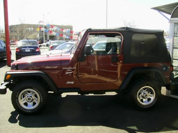 2001 jeep wrangler for sale at carlotlauncher in any town ia. Black Bedroom Furniture Sets. Home Design Ideas